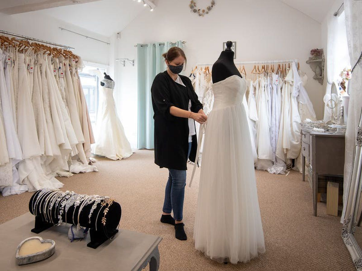 Brides-to-be suffering 'sleepless nights' amid wedding restriction uncertainty
