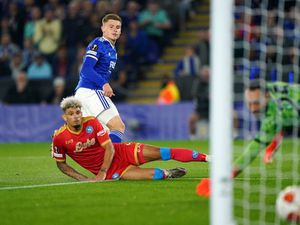 Leicester settle for a point against Napoli after surrendering two-goal lead