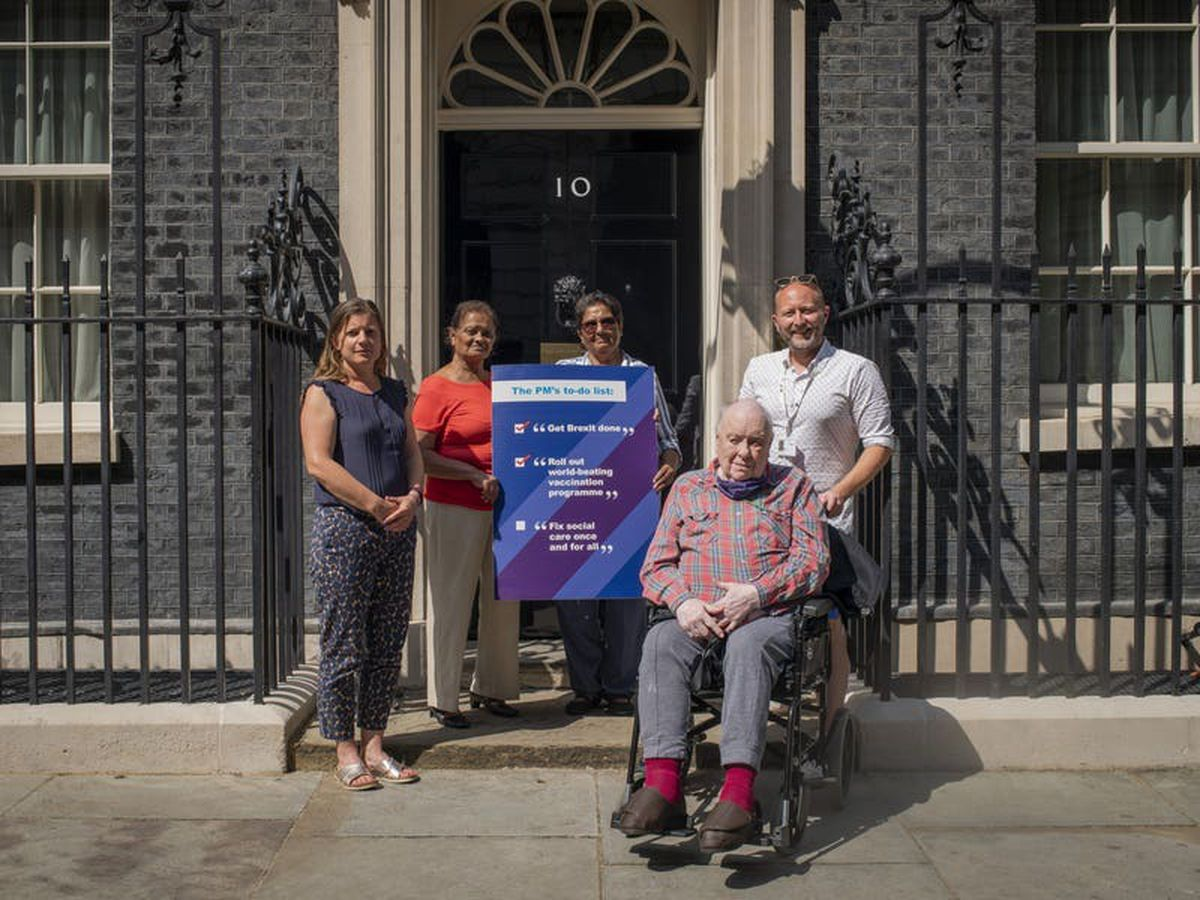 Charities push for PM to honour social care commitment, two years after pledge