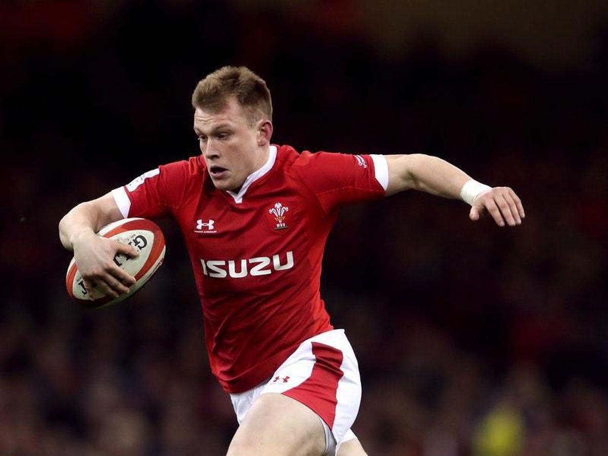 Nick Tompkins extols competitive streak of Saracens stars ahead of Wales-England