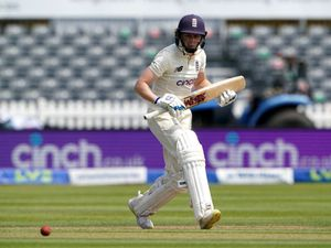 Day one of England's Test against India: Dunkley debuts and Knight excels