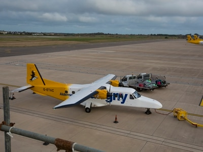 Aurigny 'wanted more than £3m. for fewer flights'