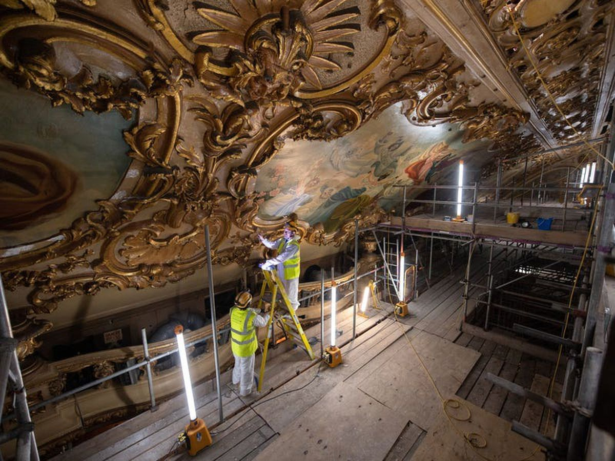 Blackpool Tower Ballroom ready to reopen after lockdown following refurbishment