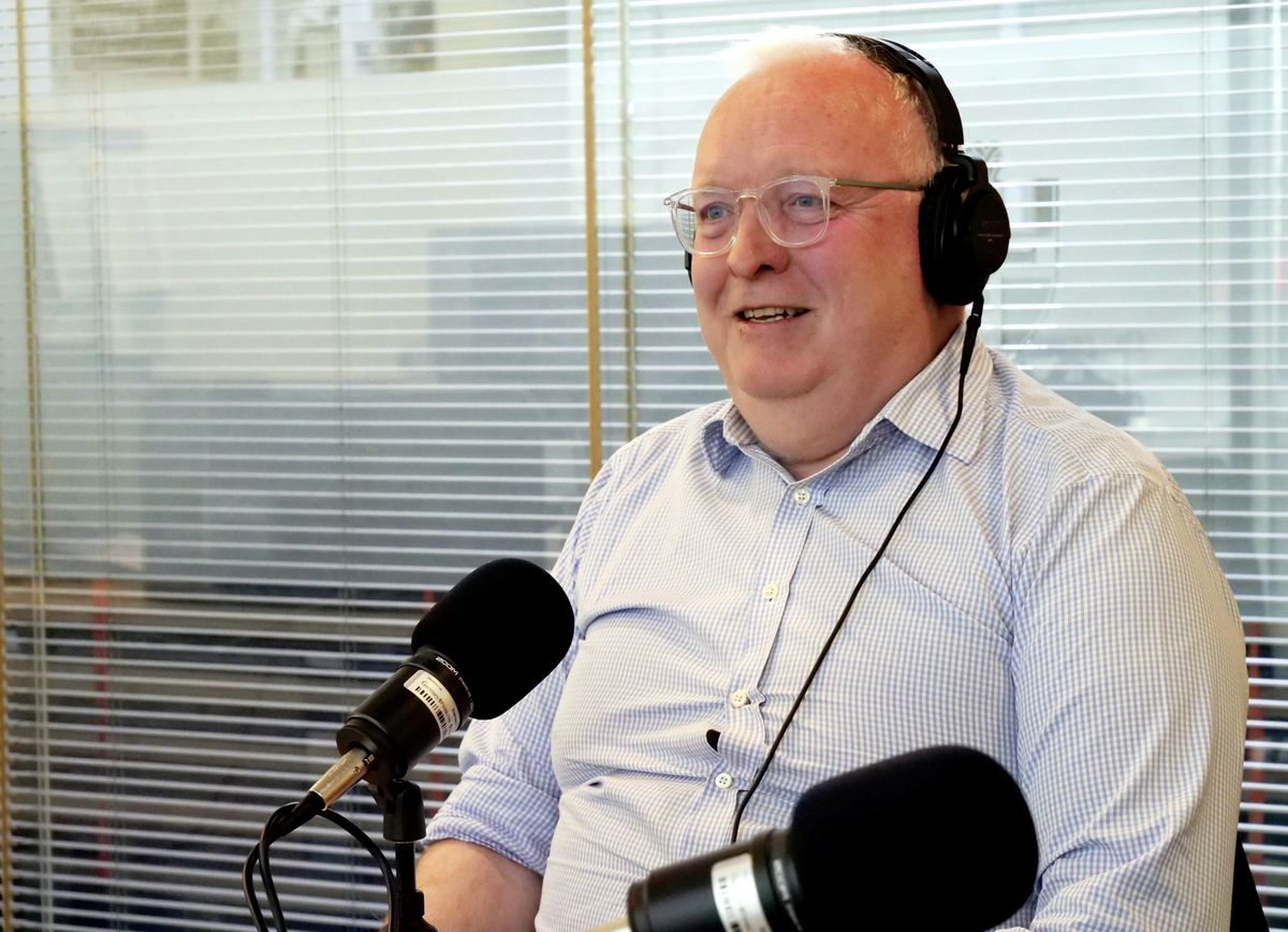 Guernsey Raider Rugby Club co-chair Charles McHugh was a guest on the latest Guernsey Press Sport Podcast. (29412599)