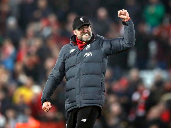 Klopp: This is no time to party