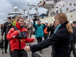 Rescued sailor Susie Goodall would do it all again 'in a heartbeat'
