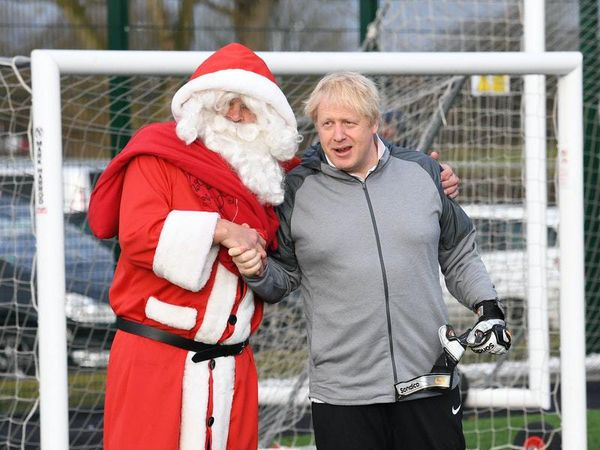 PM confirms Santa 'ready and raring to go' in letter to eight-year-old