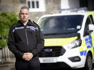 Inspector Karl Zierlinger of Guernsey Police (Picture by Peter Frankland, 29587926)