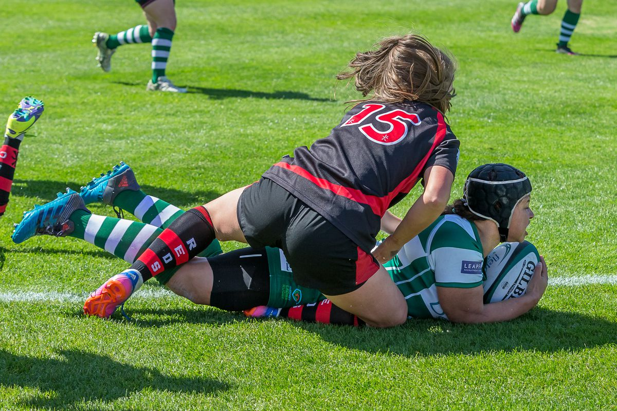 Guernsey Raiders Ladies will be defending the Siam Trophy in November. (Picture by Martin Gray, 29966784)