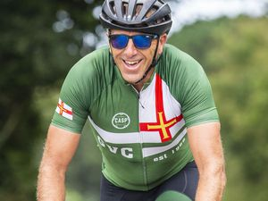 Happy to get going in 2021: Velo Club president Mark Smith is confident of a full season being completed.(Picture by Sophie Rabey, 29261444)