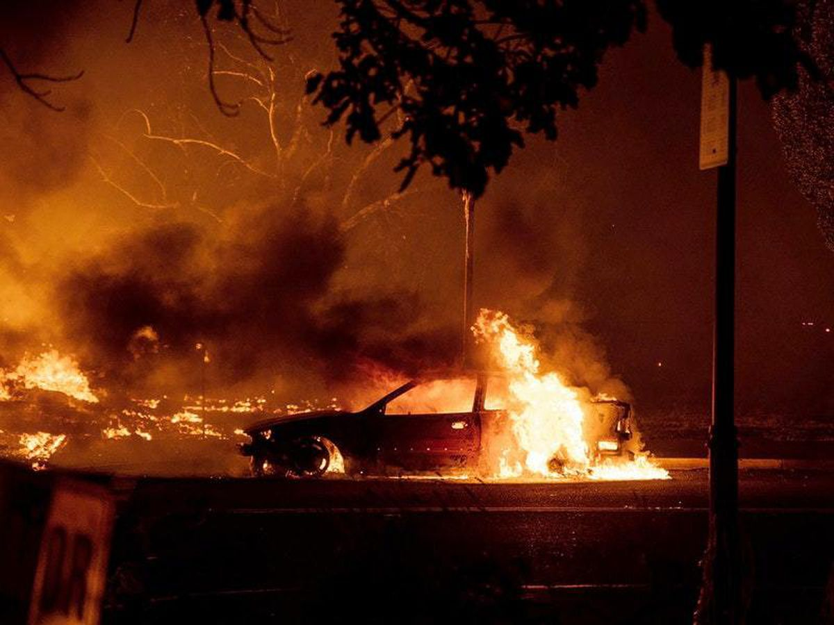 Dozens still missing as weather helps wildfires fight in Oregon