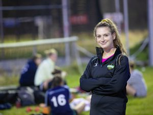 Hugely optimistic: Kayleigh Oliver is the new captain of Raiders Ladies. (Picture by Peter Frankland, 30012409)