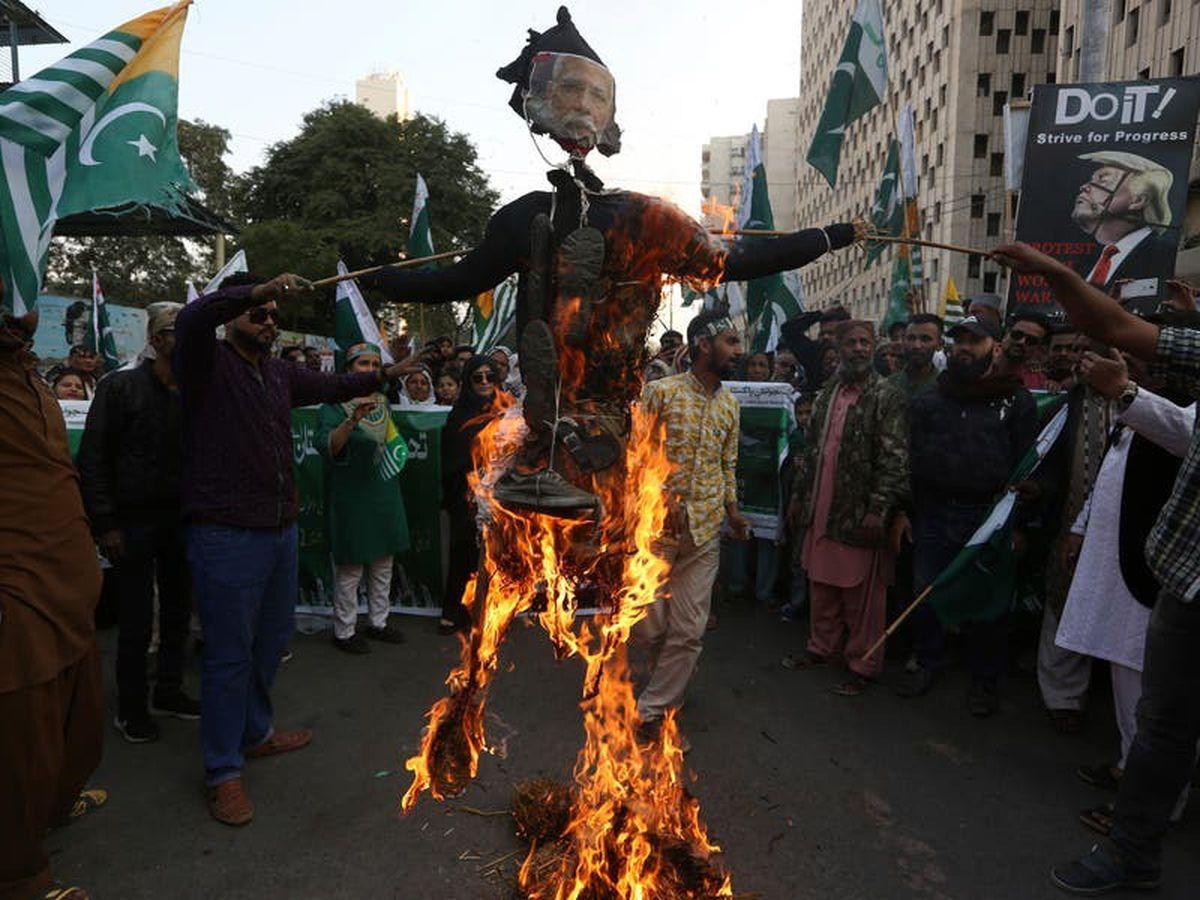India fears renewed threat in Kashmir amid rise of Taliban
