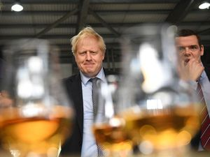 Johnson not planning Scotland visit to campaign for Scottish Tories