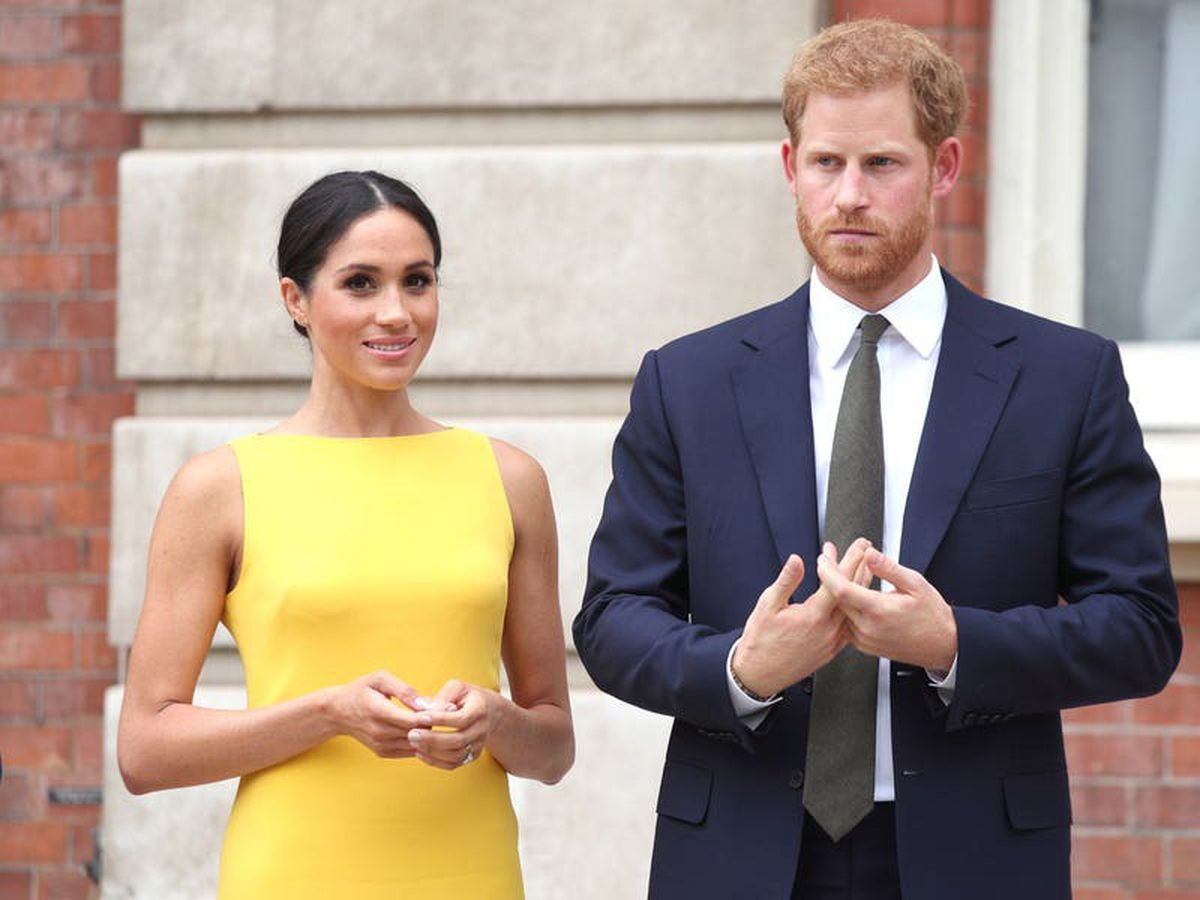 Harry and Meghan named in Time 100 most influential list on duke's birthday
