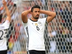 Sami Khedira has a bone to pick with EA Sports over his hairstyle on Fifa 18