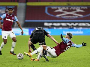 West Ham assistant manager Alan Irvine backs Said Benrahma to end goal drought