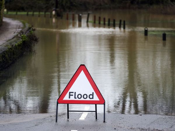 Thousands of properties at risk of Storm Christoph flooding