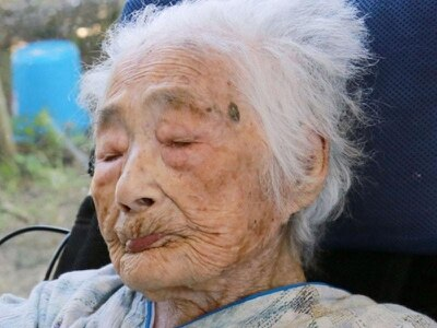 In Video: World's oldest person dies in Japan aged 117