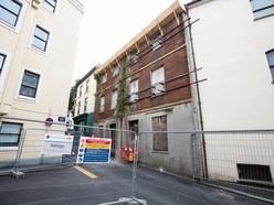 Town building set for demolition