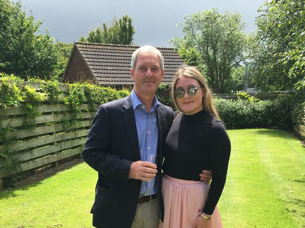 "ebfdfbd7855963 Council leader Tim Oliver has vowed to continue his daughter's fight for a  cure for brain tumours so other families are spared ""this dreadful disease""."
