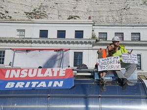 Demonstrator: I gave up career training surgeons to protest for Insulate Britain