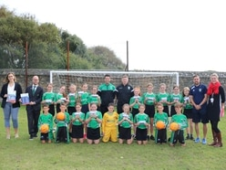 Free Guernsey FC tickets get young fans on the ball