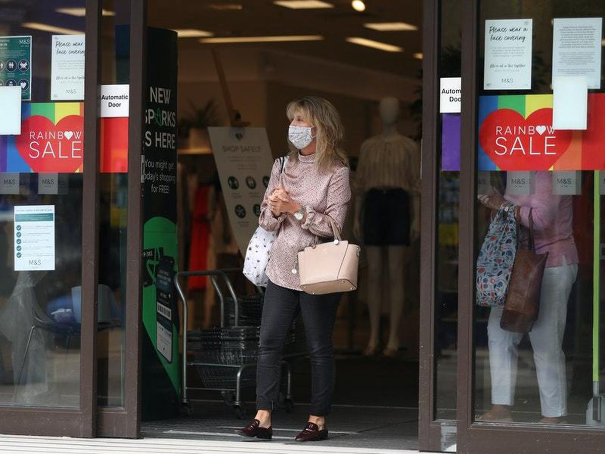 New laws are being drawn up in Jersey which would make it compulsory to wear masks in public indoor areas such as shops.