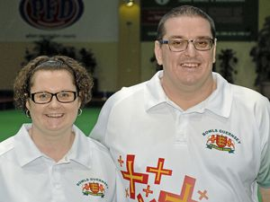 Lucy Beere and Matt Le Ber will again represent Guernsey in the World Cup men's and women's singles in Australia. (20839428)