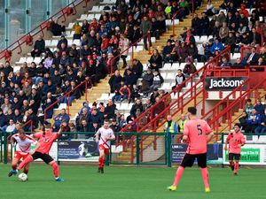 The Bulls' Springfield faithful will have more one-sided football to witness next season after the FA decision.(Picture by Rob Currie, 28389704)