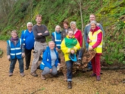 Groups join forces to tidy La Vallette