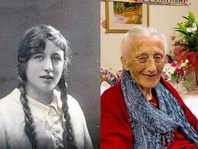 Guernsey's oldest resident now 108