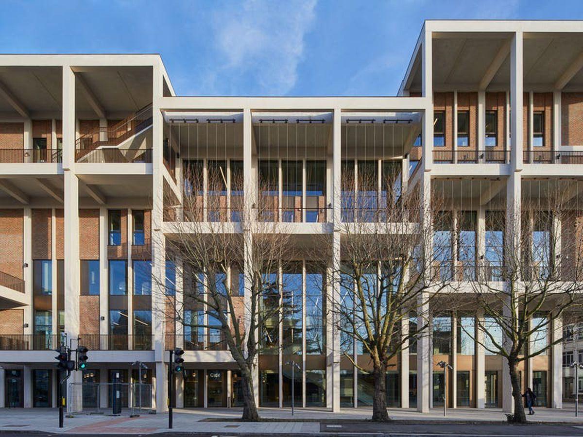 'Progressive' university building wins architecture prize