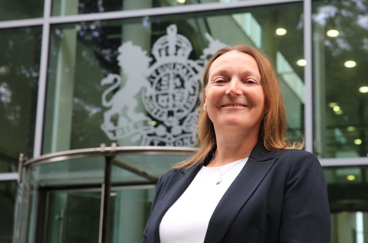 Clare Cuthbert is the new Senior Deputy Greffier. (Picture by Adrian Miller, 28370495)