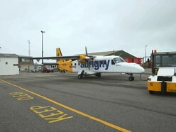 Alderney Airport improvements essential to service says Aurigny