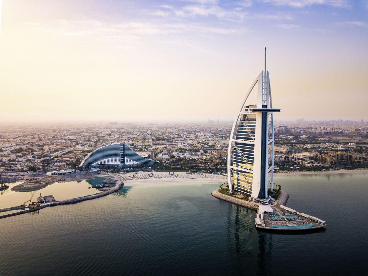 Dubai. (Shutterstock)