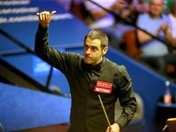 Ronnie O'Sullivan to face amateur James Cahill at World Championships