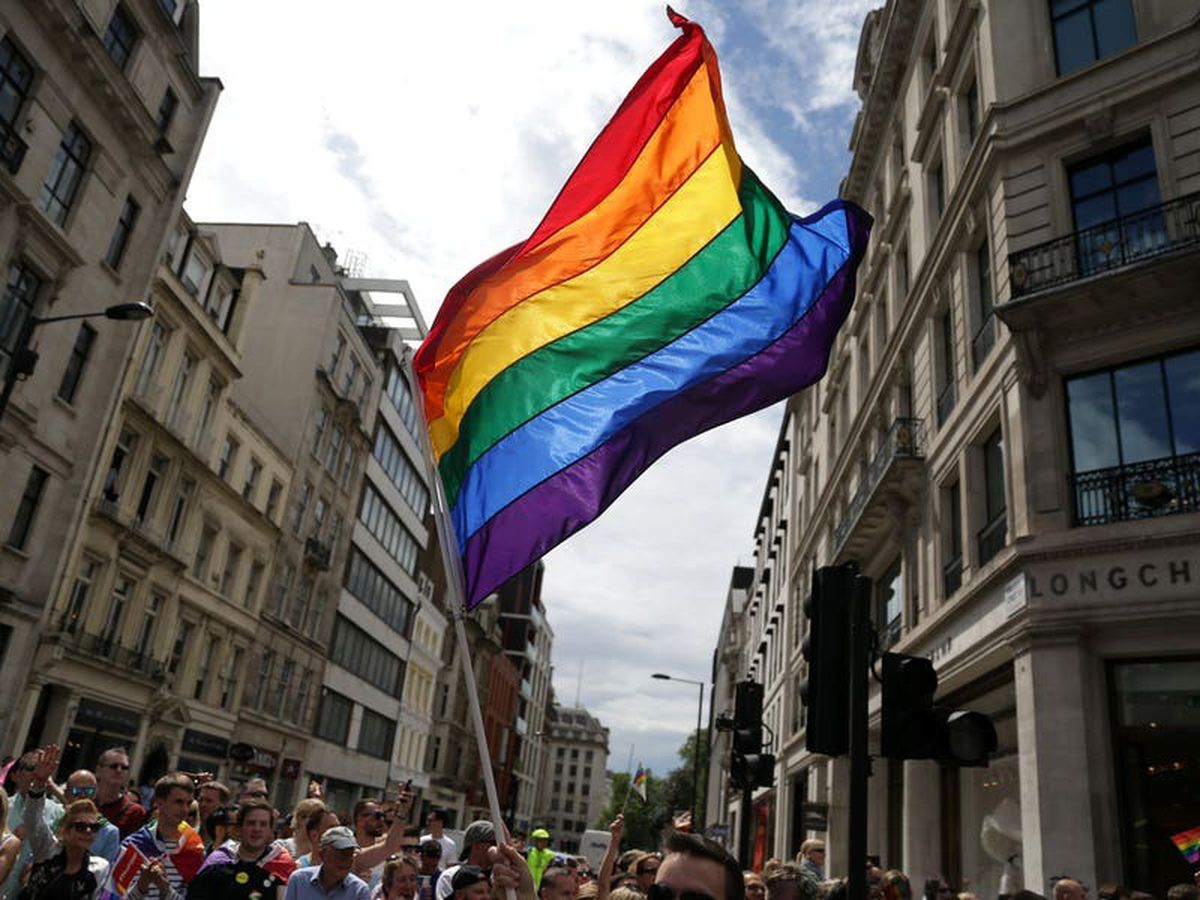 LGBT+ students 'more comfortable being open at university than school'