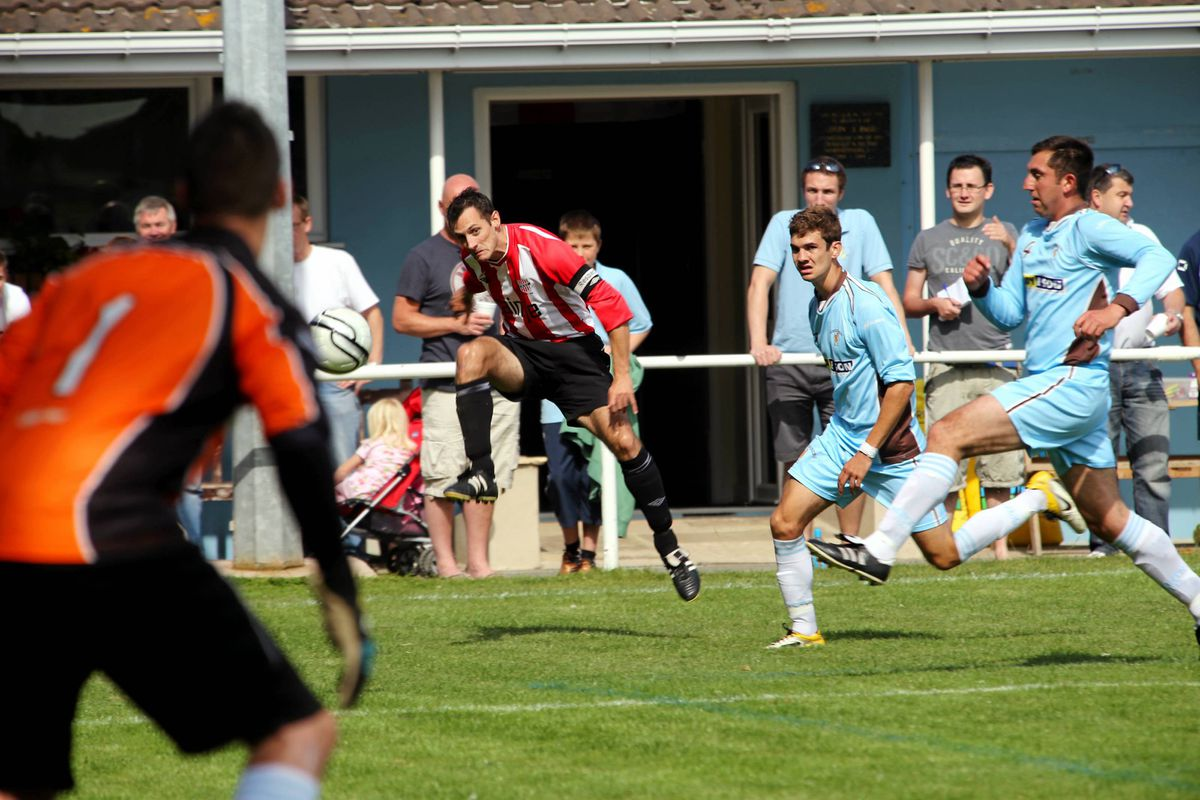 Eight years ago North and Jersey Wanderers were battling it out at Northfield in a Jeremie Cup tie, but there won't be an official 2020 Upton Park cup clash between the two clubs.   (28135407)
