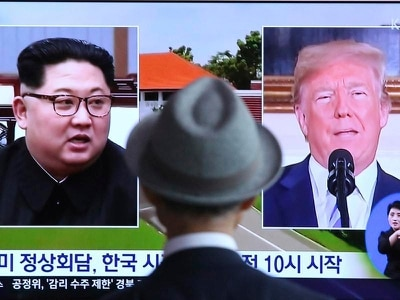 Trump-Kim summit: Excitement high ahead of historic meeting