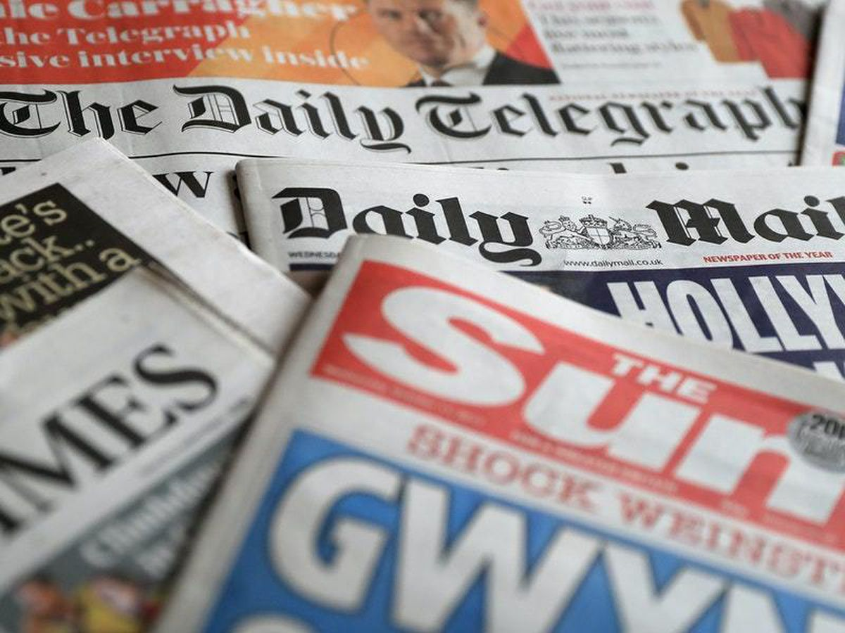 What the papers say – December 15