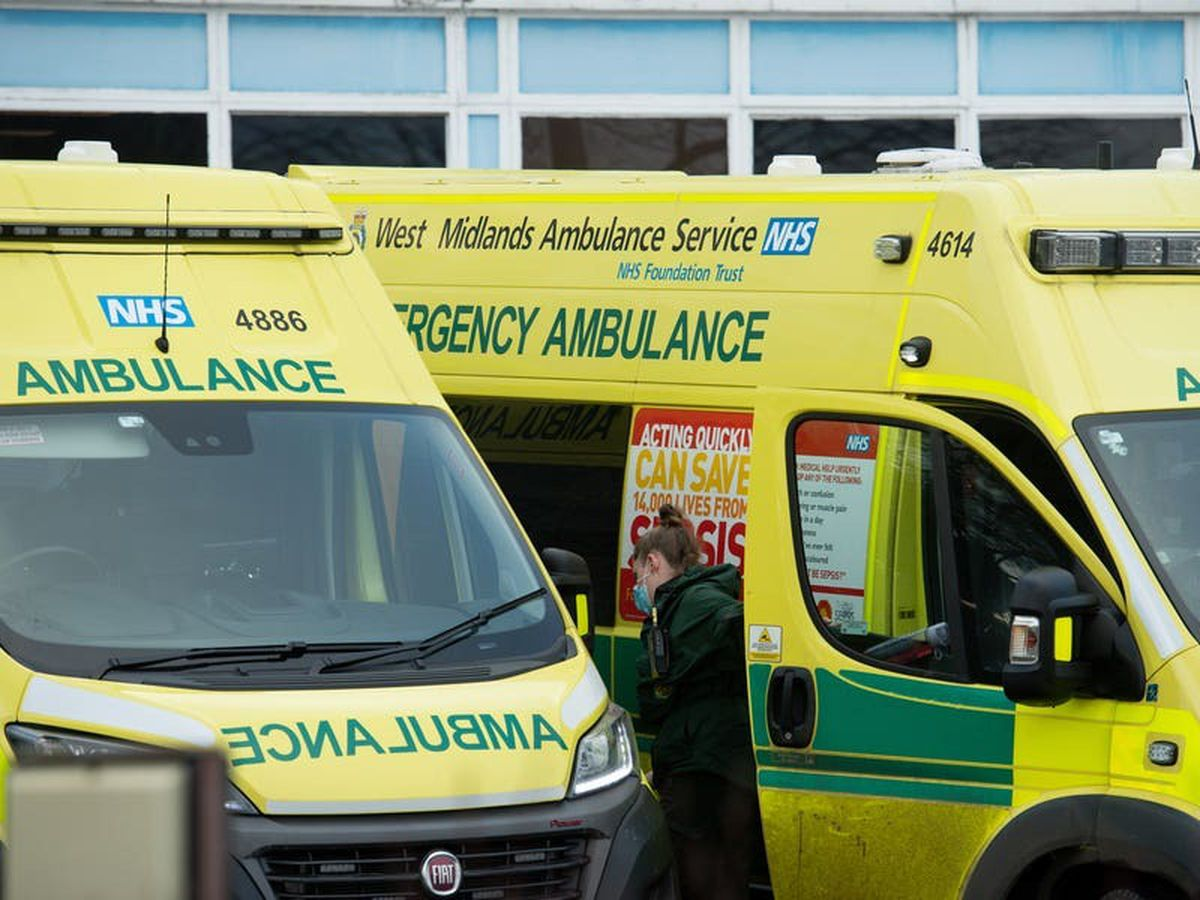 Coming days for Midlands NHS 'absolutely critical' as variant cases rise – Mayor
