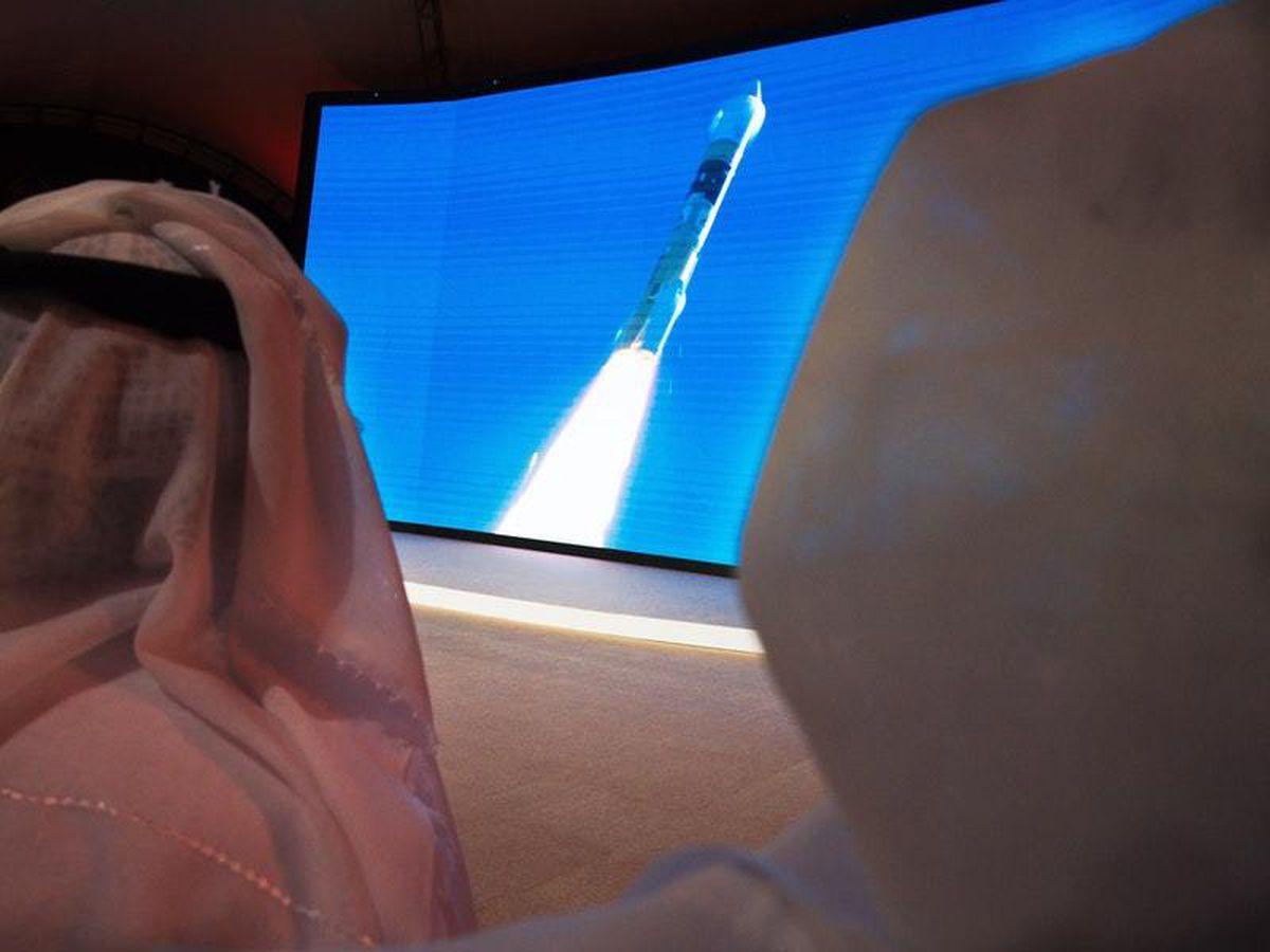 United Arab Emirates spacecraft blasts off from Japan