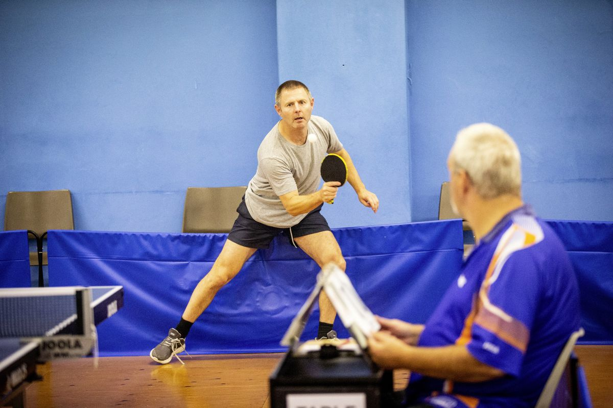 Phil Ogier won the Senior Group Tournament for the 11th time. (Picture by Sophie Rabey, 25946776)