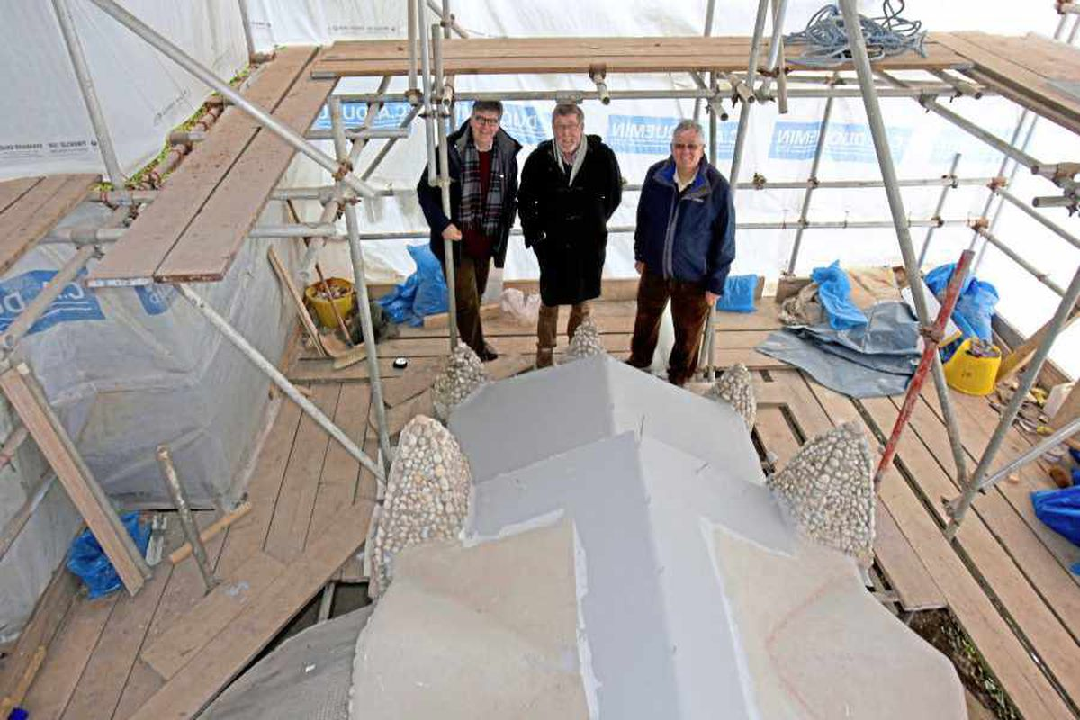 Little Chapel to be given to the people of Guernsey