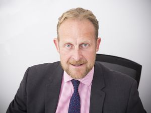 States chief executive, Paul Whitfield. (29137894)