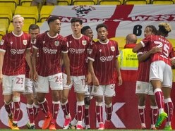 Ten-man Watford humbled at home by Bristol City