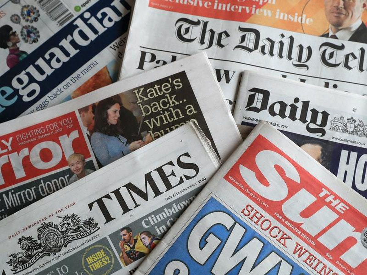 What the papers say – October 18