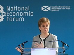 SNP report makes change from Brexit fictions, says Sturgeon