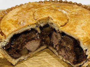 Meat and potato creation takes crown at British Pie Awards